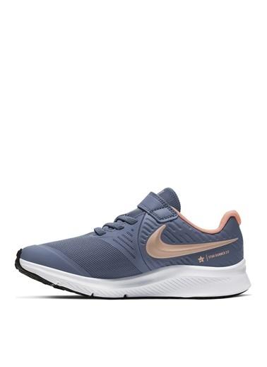 Nike Nike Lila Yürüyüş Ayakkabısı Mor